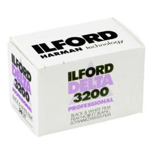 Ilford Delta 3200 тип-135 1