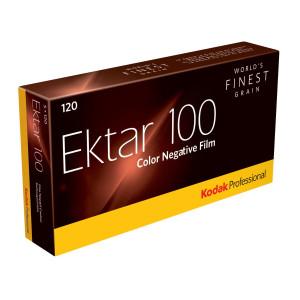 Kodak Ektar 100 тип-120 1