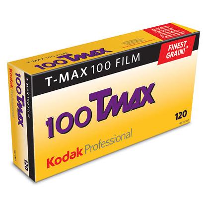 Kodak T-Max 100 тип-120 1