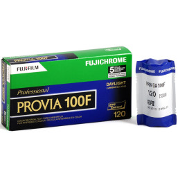 Fujichrome Provia 100F RDP-III тип-120 3