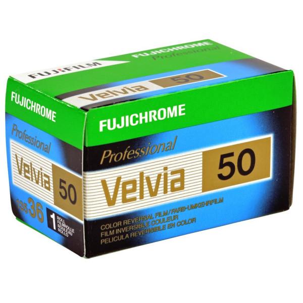 Fujichrome Velvia 50 тип-135 1