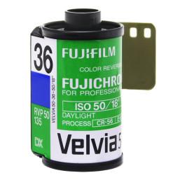 Fujichrome Velvia 50 тип-135 2