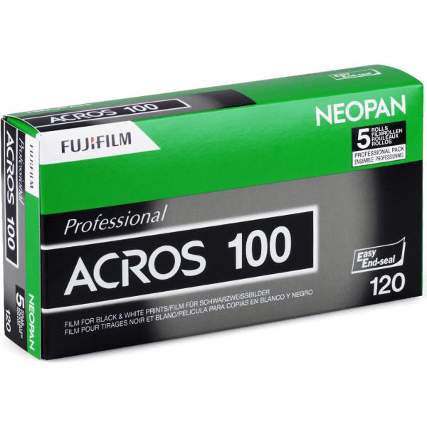 Fujifilm Neopan Acros 100 тип-120 1