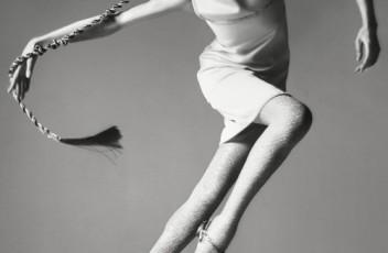 Veruschka,+dress+by+Kimberly,+New+York,+January+1967,+Edition+105.46
