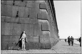SOVIET UNION. Leningrad. Peter and Paul's fortress on the Neva river. 1973.