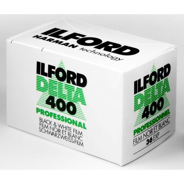 Ilford Delta 400 тип-135 1