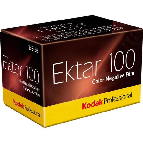 Kodak Ektar 100 тип-135 1