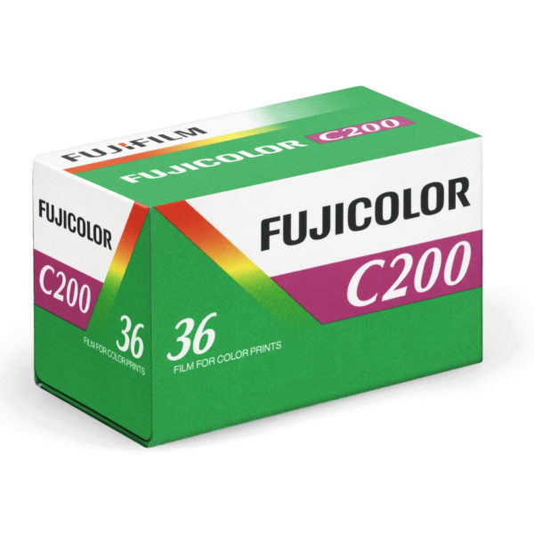 Fujifilm Fujicolor C200 тип-135