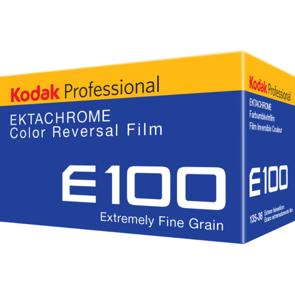 Kodak Ektachrome E100 тип-135